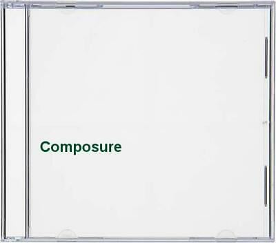 Composure -  CD KTVG The Cheap Fast Free Post The Cheap Fast Free Post