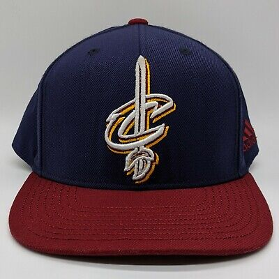 great quality pretty cheap factory outlets CLEVELAND CAVALIERS LEATHER Snapback Hat by PRO STANDARD 1994 Logo ...
