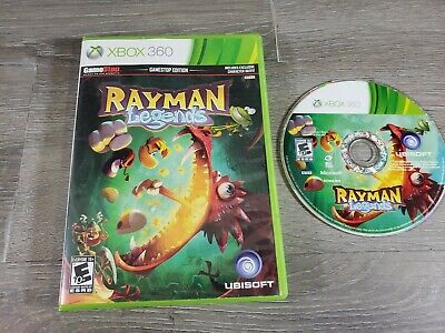 Xbox 360 : Rayman Legends: Gamestop Edition Video Game EXCLUSIVE CONTENT