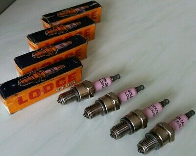 4 Bougies/spark plugs Golden Lodge 2hl roses occasion pour Alfa romeo