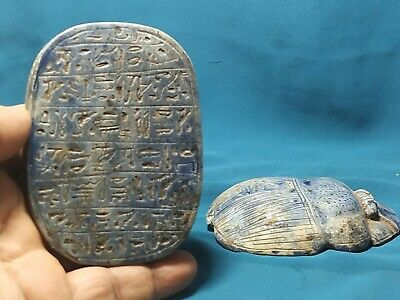 Royal Scarab is very rare ancient Egyptian civilization. 3