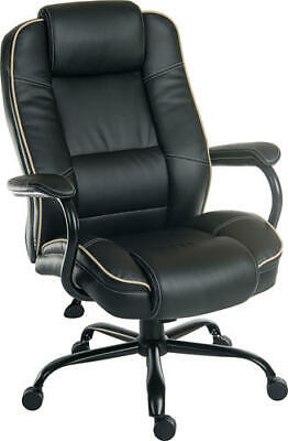 RS Soho Rome2 leather-faced Business executive office computer chair in brown