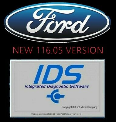 Latest ⭐ Ford Ids 116.05 (2020)⭐Diagnostic Software⭐ Instant Delivery