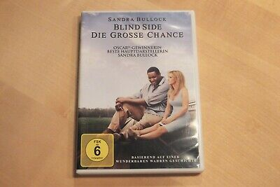 Blind Side - Die grosse Chance (2010) DVD Sandra Bullock