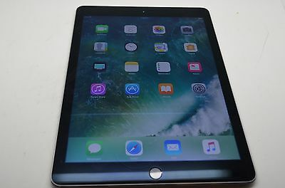 Apple iPad Air 2 64GB, Wi-Fi, 9.7in - Space Gray Good Condition!