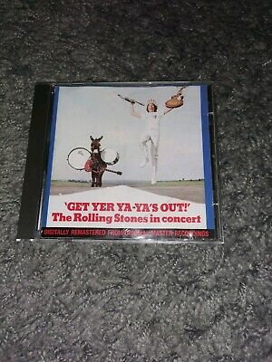 Rolling Stones Get Yer Ya Yas Out CD ABKCO/London Records Rock