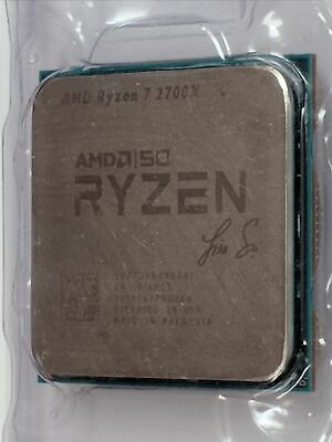 AMD Ryzen 7 2700X 8-Core 3.7 GHz (4.3 GHz Max Boost) AM4 105W Signature Edition