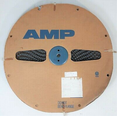 AMP 3-520124-2 FASTON .187 x .032 Quick Connect Terminal, Female, Reel ~ 1700