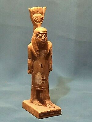 Pharaonic amulets are very rare of the ancient Egypt civilization
