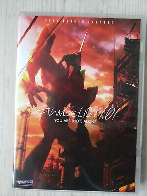 Evangelion 1.01: You Are (Not) Alone (DVD, 2009)