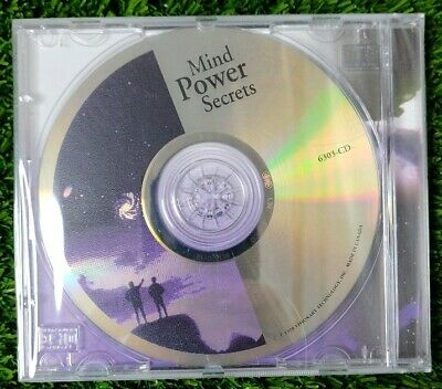 Dane Spotts Mind Power Secrets cd audio program new sealed