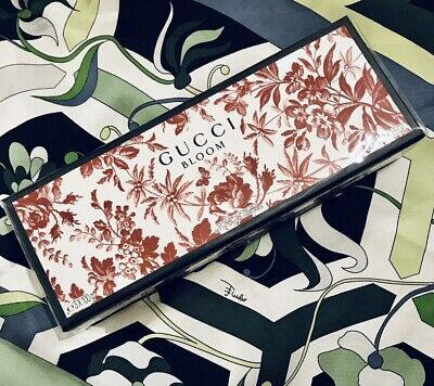 Gucci Bloom Soap Set, Bnib, Authentic, Limited Edition Sold Out