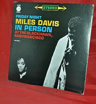 Miles Davis in Person – Friday Night at the Blackhawk Vol. 1 Columbia Limited Ed