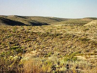 5.42 Acre West Texas Ranch ! Kate Peace Park Lot 24 ! Super Rare ! No Limits !