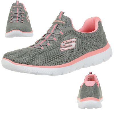 SKECHERS SUMMITS QUICK Lapse Rose Sneakers Women's Size 8M o0mnM