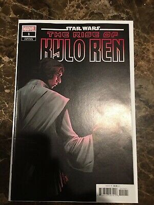Star Wars The Rise Of Kylo Ren #1 Carnero 1:25 Variant NM