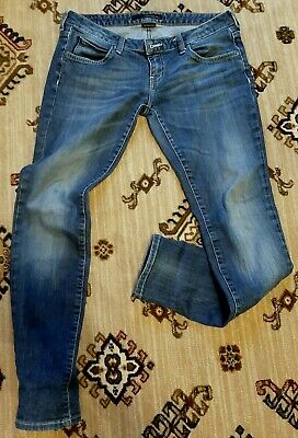 Fantastic W32 L32 Calvin Klein Womens Low Rise Skinny Jeans. Hardly Worn
