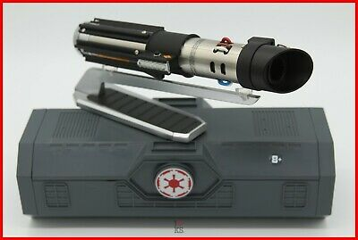"NEW Star Wars Galaxy's Edge Legacy Darth Vader Lightsaber With 36"" Blade! DISNEY"