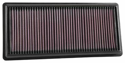 33-5052 K&N Replacement Air Filter for CADILLAC CT6 L4-2.0L F/I; 2016-2018