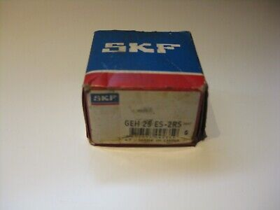 GEH 25 ES-2RS Spherical Plain Bearing,Sealed (SKF)