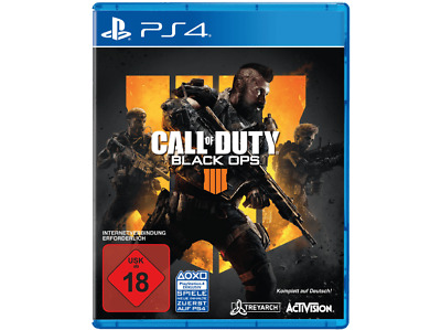 Call Of Duty Black Ops Iii Ps4 / Playstation 4 Neu & Ovp