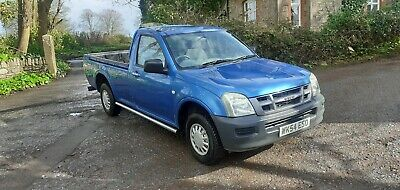 Isuzu Rodeo Single Cab Pickup, Low Mileage, Excellent, 4x2, 2wd, two wheel drive