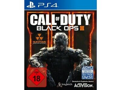 Call of Duty: Black Ops 3 - Gold Edition - [PlayStation 4]  - GUT
