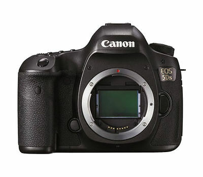 Canon EOS 5DS R 50.6 MP Digital SLR Camera - Black (Body Only)