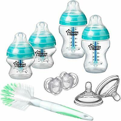 Tommee Tippee Advanced Anti-Colic Bottle Starter Set Baby Babies Gift Feeding