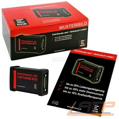 Enva Performance Line Chiptuning Power-Box Leistungssteigerung Chipbox Mercedes