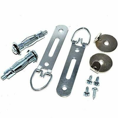 Heavy Duty Picture Mirror Hanging Kit Metal Cavity Anchors Wall Hooks Drywall