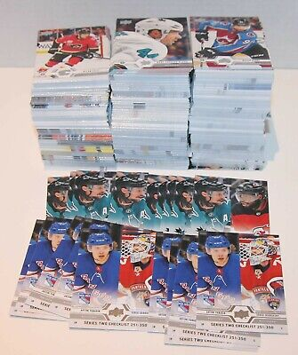 2019/20 Ud Series 2 - Base Cards - You Pick From List / Finish Your Set