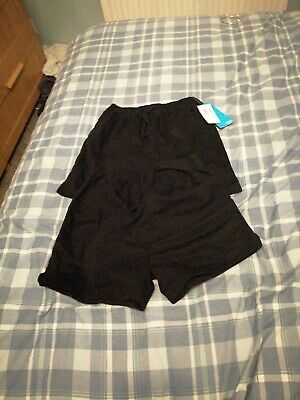Boys Marks And Spencer Shorts Age  7 Years Twin Pack Bnwt