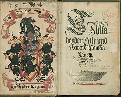 Wormser Bible 1529, reproduction