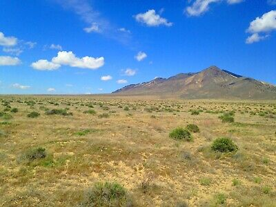 Rare 5 Acre Lake Mohave Vista Estates Ranch! Near Las Vegas, Paved Road & Power!
