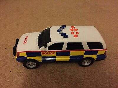 John Lewis Large Toy Police Car With Sounds