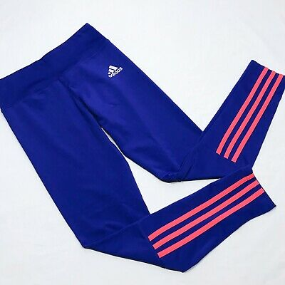 Adidas Girls Active Leggings Size M (10-12)