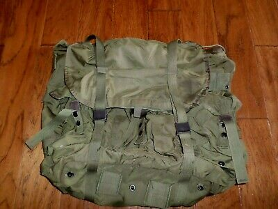 U.s Military Alice Field Pack Vietnam 1976 Backpack Medium Od Green