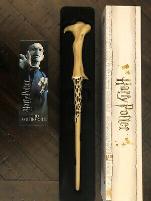 harry potter Noble Collection mystery wand Voldemort series 1