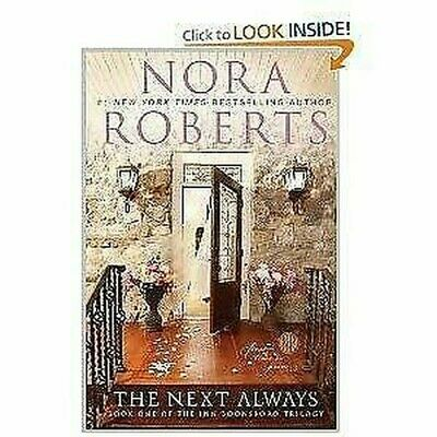 the Next Always (Book One of the Inn Boonsboro Trilogy) by Nora Roberts