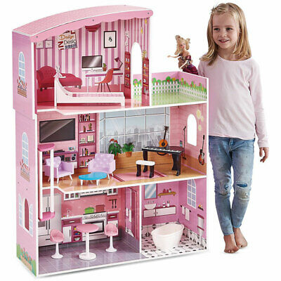 Lifespan Kids Wooden Maria's Mansion Doll House