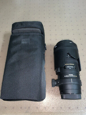 Sigma 70-200mm f/2.8 APO EX DG HSM OS FLD Telephoto Zoom Lens for Nikon DSLR
