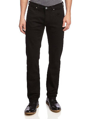 Lee Brooklyn New Men/'s Corde Verde Scuro Stretch Velluto A Coste Jeans Dritto Fit