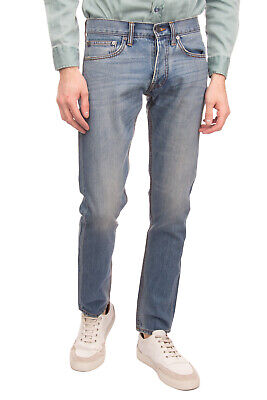 RRP €155 MARC By MARC JACOBS Jeans W28 L34 Distressed Faded Tapered Leg Slim Fit