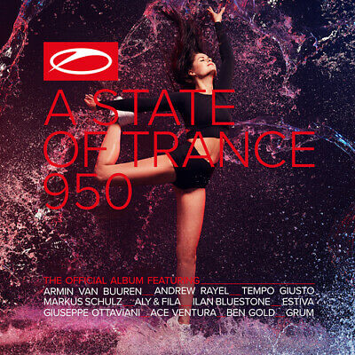 Various Artists : A State of Trance 950 CD 2 discs (2020) ***NEW*** Great Value