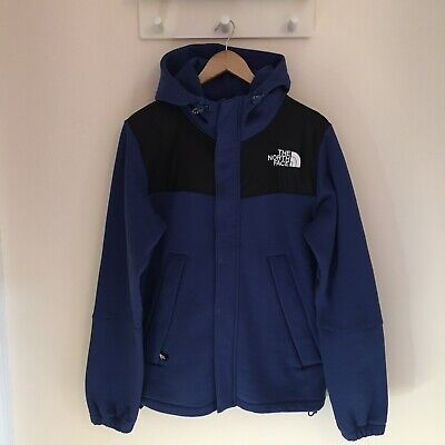The North Face Jacket. Size Medium. Soft Hoodie. Blue. Excellent Condition.