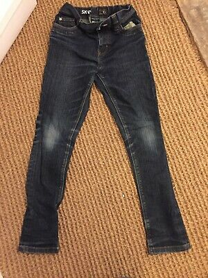 Boys Next  Skinny Jeans Age 11 Great Condition