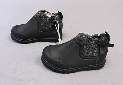 Zara Baby Baby Boy's Lined Zip-Up Winter Boots MW7 Grey Size US:7 EUR:23