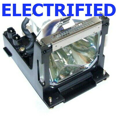 Electrified POA-LMP24J 610-282-2755 Replacement Lamp with Housing for Eiki Projectors