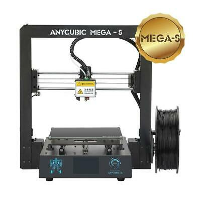 ANYCUBIC Mega-S 3D Drucker 1,75mm Fillament Tpu / PLA / ABS